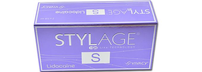 Vivacy Stylage S Lidocaine