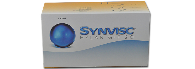 Synvisc (3 x 2 ml)