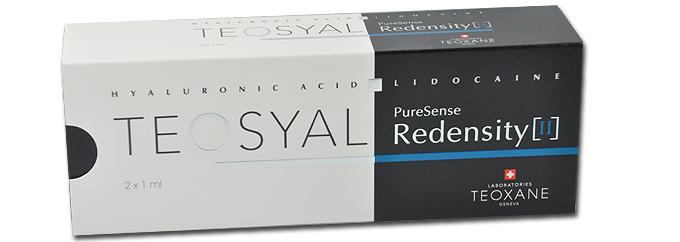Teosyal Redensity [II] 2 x 1 ml Pure Sense