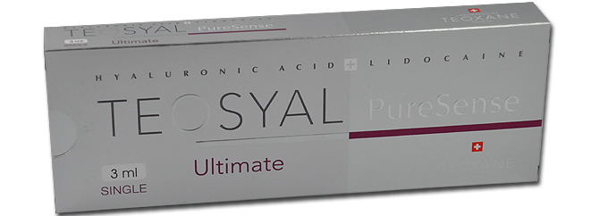 Teosyal Ultimate 1 x 3 ml
