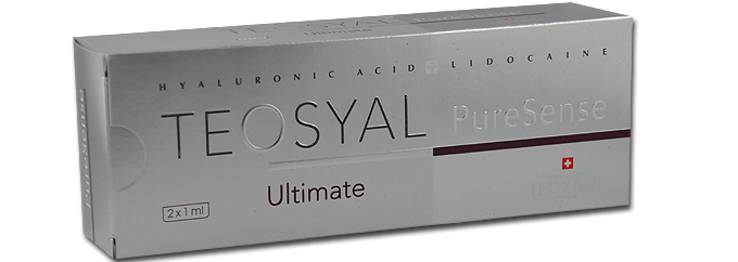 Teosyal Ultimate 2 x 1 ml